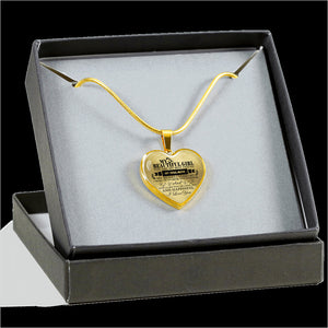 My Beautiful Girl - Luxury Necklace Gold