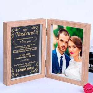 To My Husband - Photo Frame NPF-04