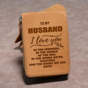 To My Husband - Wallet NLZW - 17