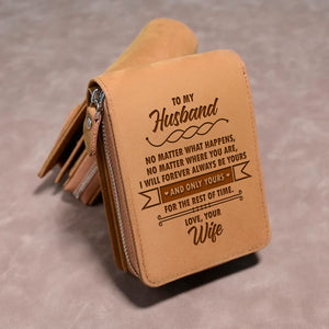 To My Husband - Wallet NLZW - 20