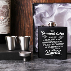 My Beautiful Wife Flask Set - NFL05