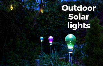Outdoor Solar Lights - How do they Work and Buying Guide 2019