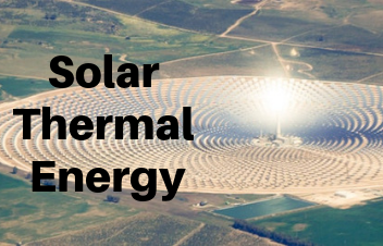 Solar Thermal Energy - What is it and how does it work?