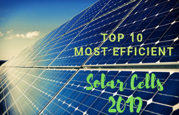 Top 10 Most Efficient Solar Panels 2019 - SUAOKI's List