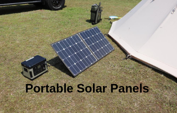 Portable Solar Panels 101 - What Factors to consider when buying it?