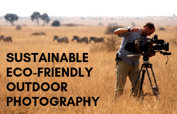 Sustainable Outdoor photography - Power Supply for Photographers
