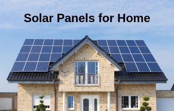 Solar Panels for Home - How does it Affect your Property Value?