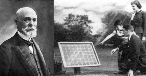 SUAOKI history of solar panels and solar energy