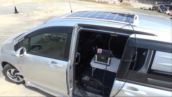 SUAOKI How to install solar panels on your van roof