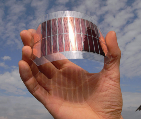 SUAOKI top 10 most efficient solar cells 2019 organic and dye sensitized solar cells