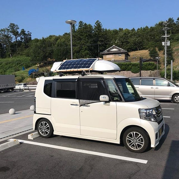 SUAOKI Fixed Solar Panels for Camping