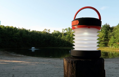 SUAOKI outdoor solar camping lights