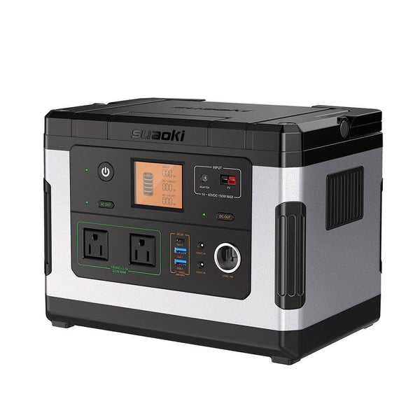 G500 500wh Portable Power Station Suaoki