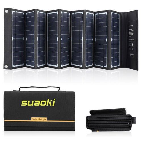 Portable Solar Charger 60W