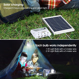Portable Solar Lighting System