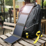 Solar Powered Battery Charger 14W
