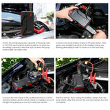 P4 500A Peak Jump Starter Car Battery Booster