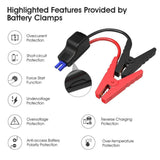 Portable Car Jump Starter P6 800A Peak