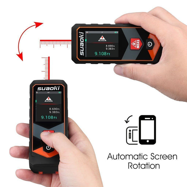 P7 Laser Distance Measure