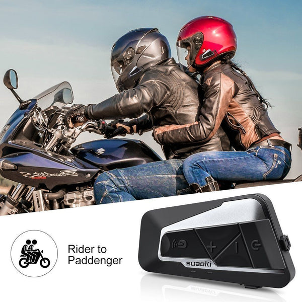 Motorcycle Bluetooth Headset T9S