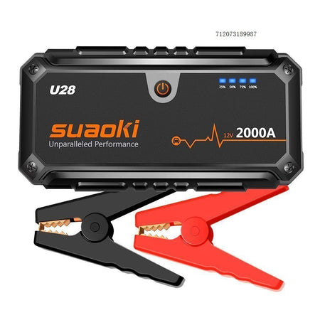 Battery Jumper U29 2000A Peak