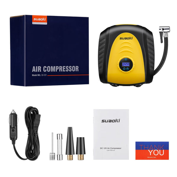 150 PSI Air Compressor