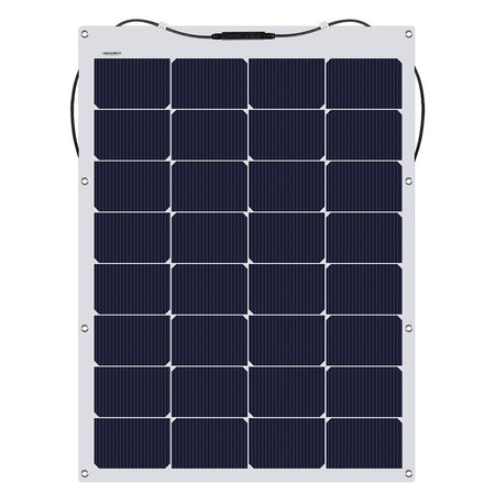 Portable Solar Power Mono-Crystalline Solar Panel 60W