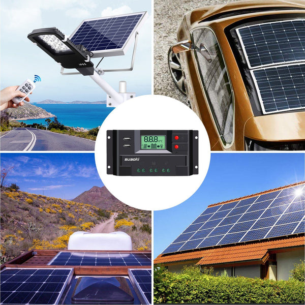 20A Solar Charger Controller