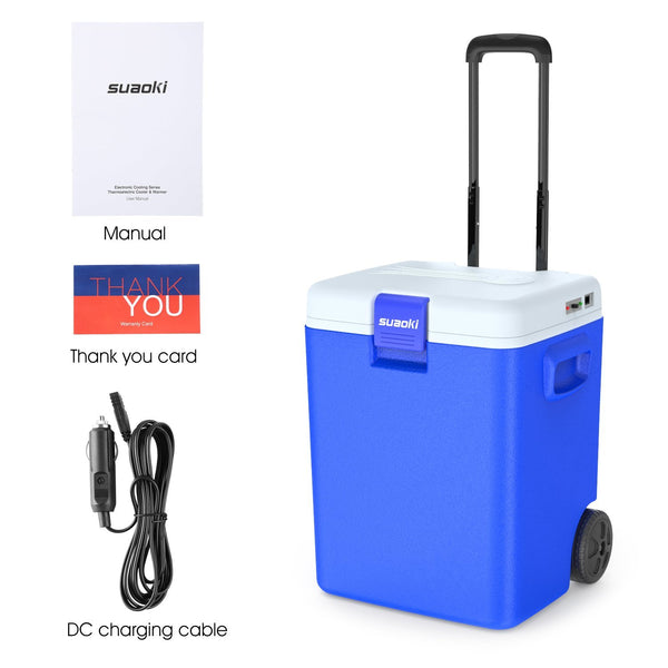 30L Portable Car Fridge