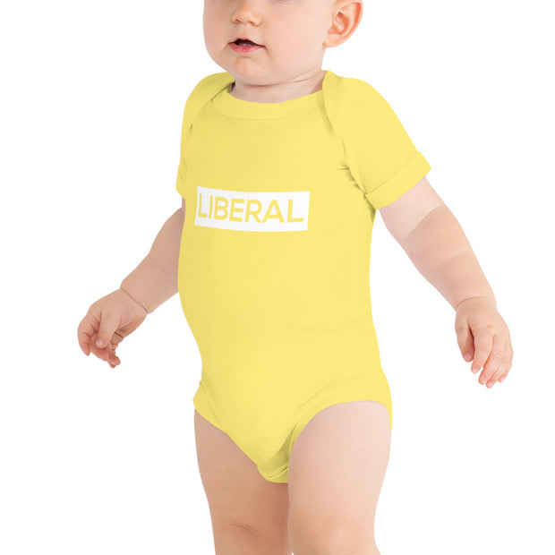 Liberal Cotton Baby Bodysuit