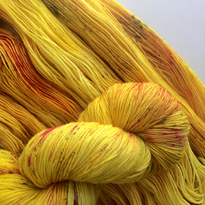 Tahitian Sunset - Smooth Sock