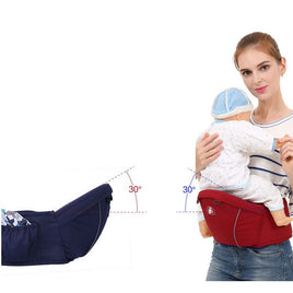 Baby backpacks Multiple hug baby poses carriers newborn waist bench portable Easy Sitting bench front