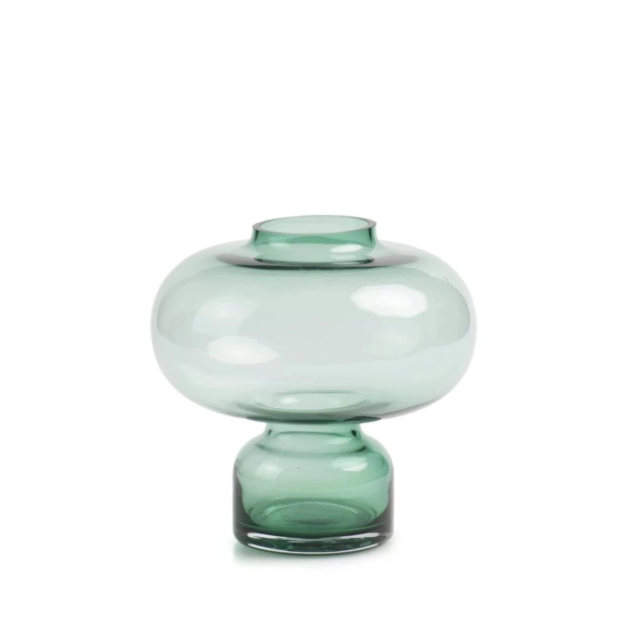 Clear Totem Glass Vase