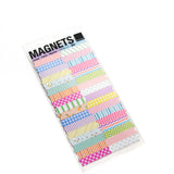 Soft Magnet Tapes, cute and fun magnets
