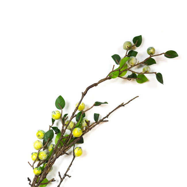 Artificial Fruit Tree Branch, artificial flower