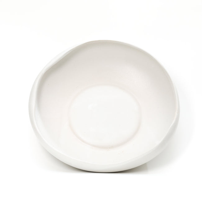 Fairshaped Decorative Ceramic Bowl