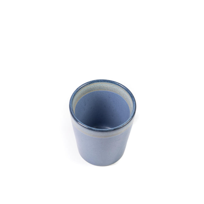 Tao Ruen Carolina Blue Tea Cup