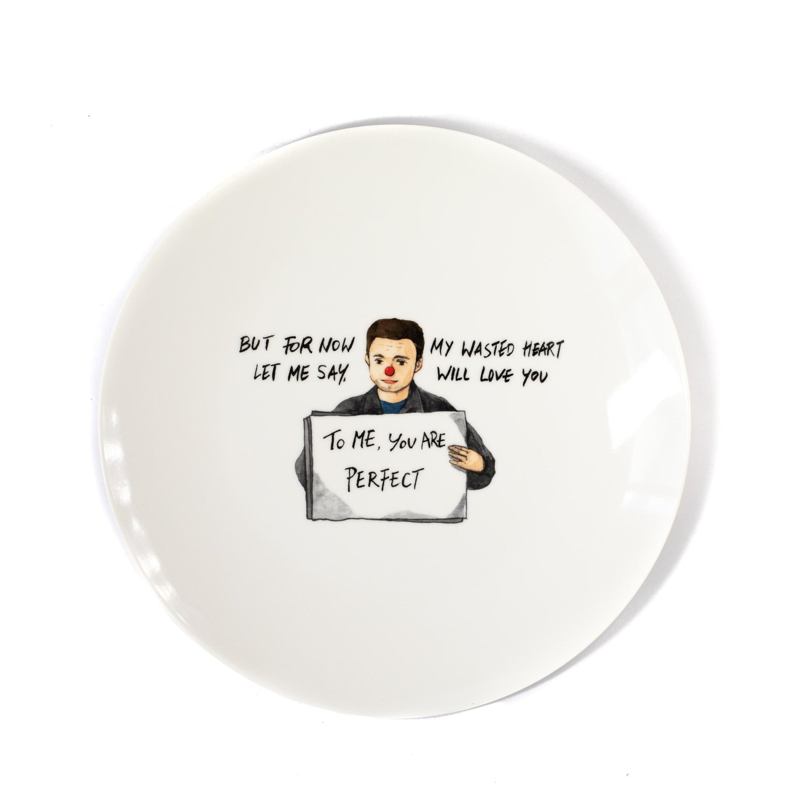 'Love Actually' Holiday Dinnerware Collection