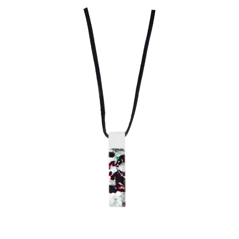 Hand-crafted Murano Necklace - Cholera