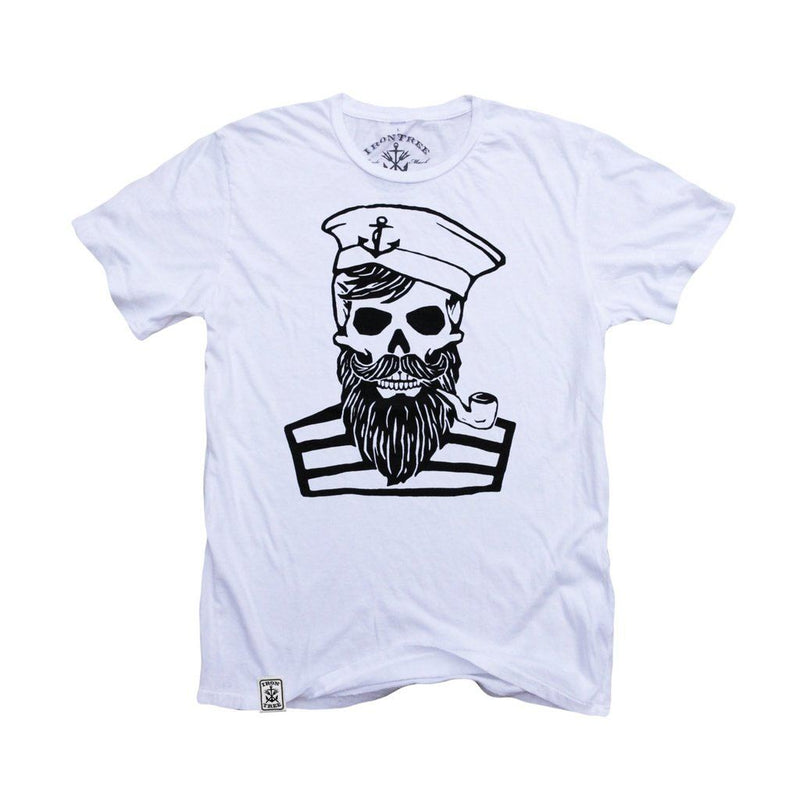 Blackbeards Ghost: Organic Fine Jersey Short Sleeve T-Shirt Men - Apparel - Shirts - T-Shirts
