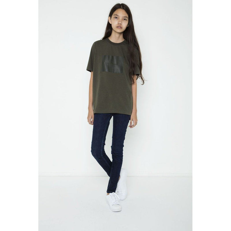 Blank Canvas Tee Army Green / Xs Women - Apparel - Shirts - T-Shirts