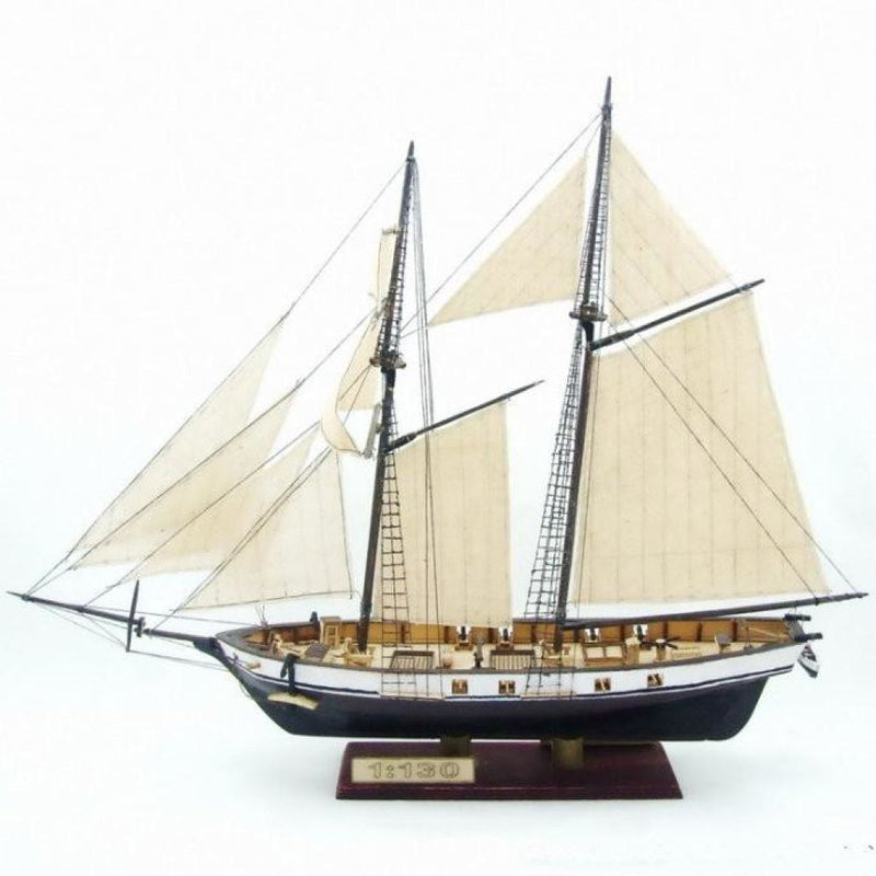 Classic Sailing Boat Model Kits.