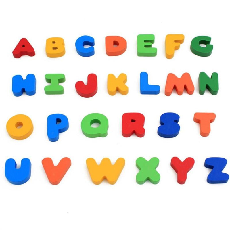 Colourful A To Z Alphabet Educational Toy!