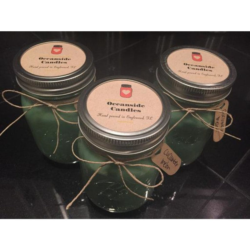Cucumber Melon 16Oz Candle