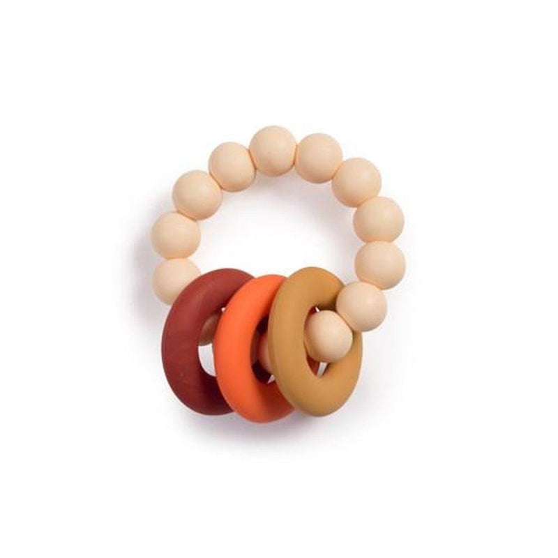 Food Grade Silicone Teething Ring Autumn Kids - Girls - Accessories