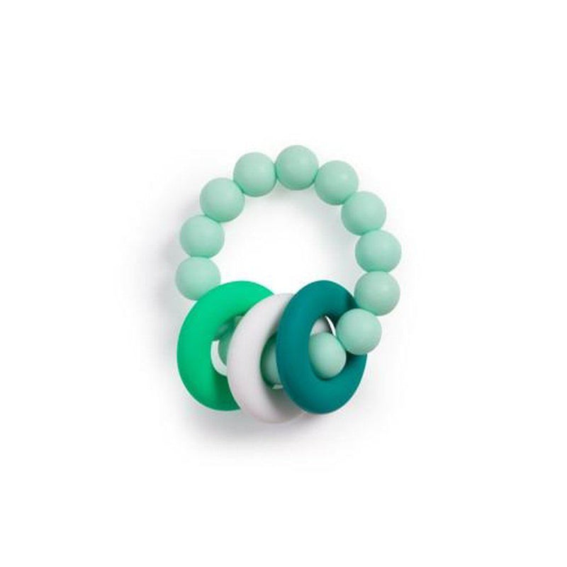 Food Grade Silicone Teething Ring Mint & Green Kids - Girls - Accessories