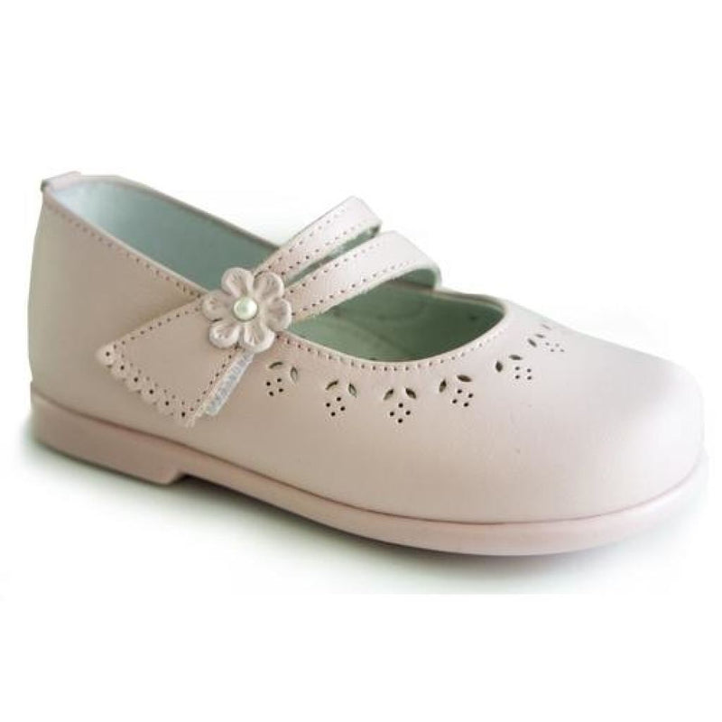 Hand-Crafted Casual Mary Janes In Soft Leather