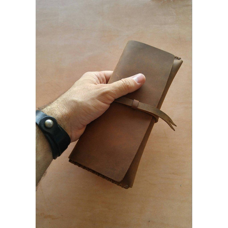 Hand-Crafted Leather Pouch | Tobacco & Pipe Men - Accessories - Wallets Small Goods