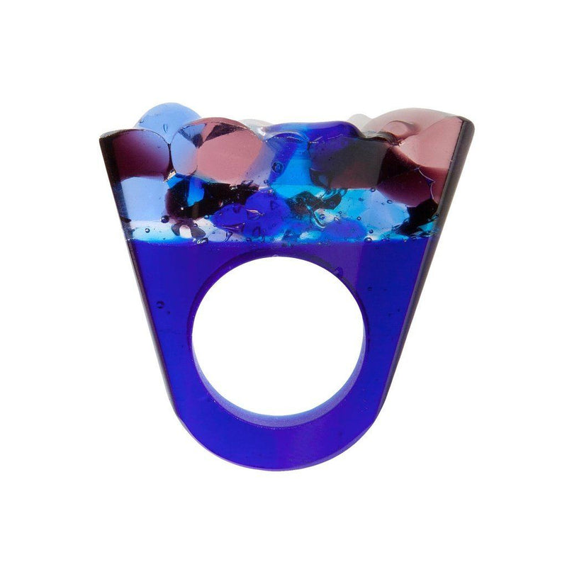 Hand-Crafted Murano Ring - Delight Women - Jewelry - Rings