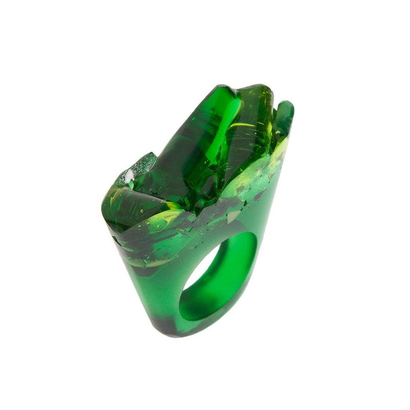 Hand-Craftedmurano Ring - Piety Women - Jewelry - Rings
